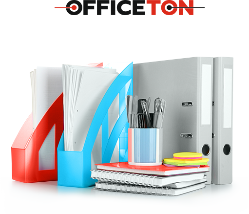 Officeton is the largest supplier of stationery and office supplies for corporate clients